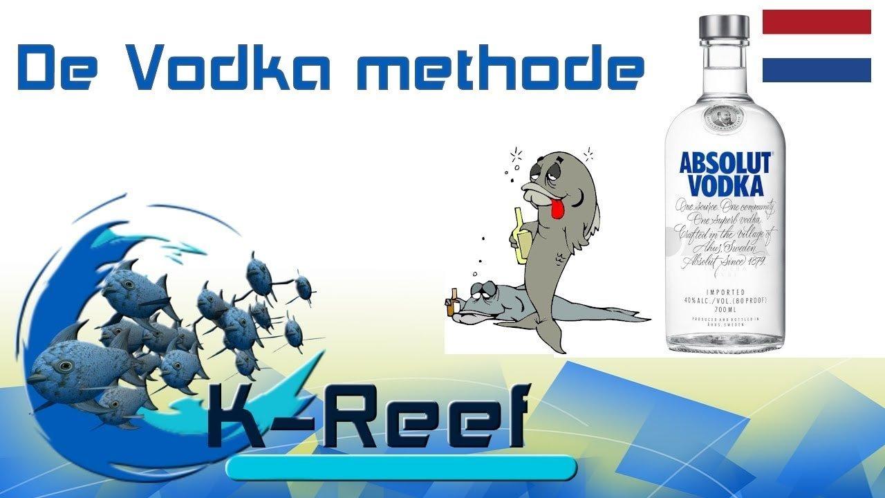 De Vodka methode 4